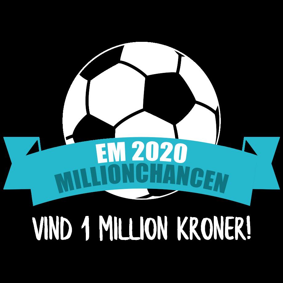 Vind 1 million kroner!